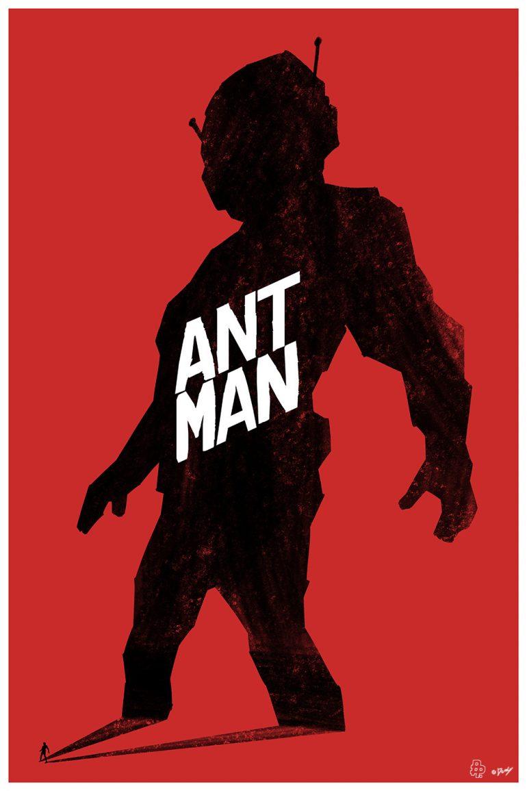 Ant-Man – Poster Design