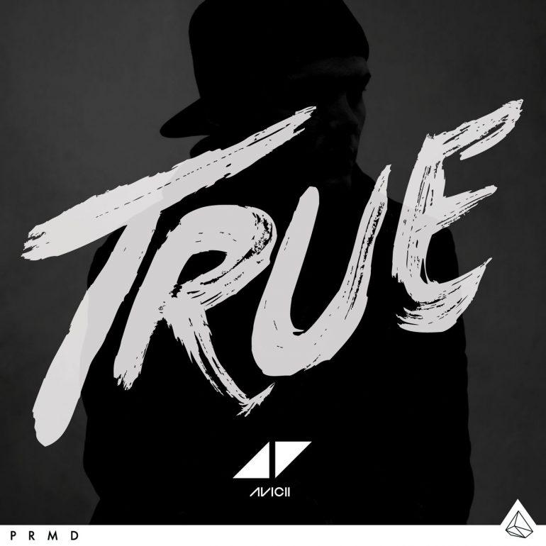 True Avicii Album Cover