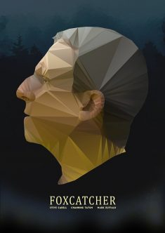 Creative Mondays 169 – Foxcatcher Poster