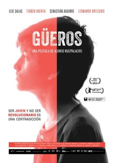 Güeros | Fiction | 108 minutes | Nominated 2015