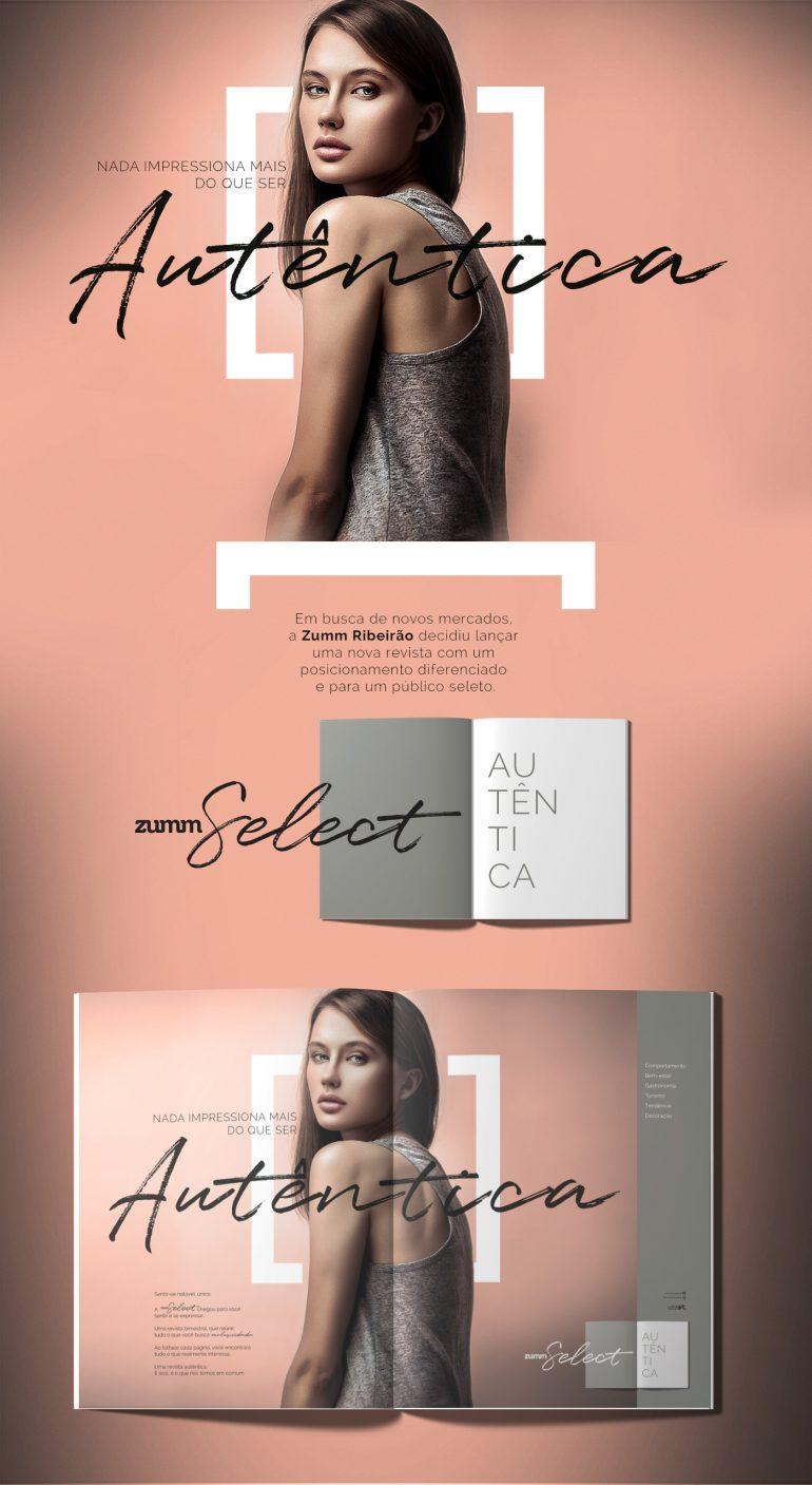 Launch of ZummSelect Magazine