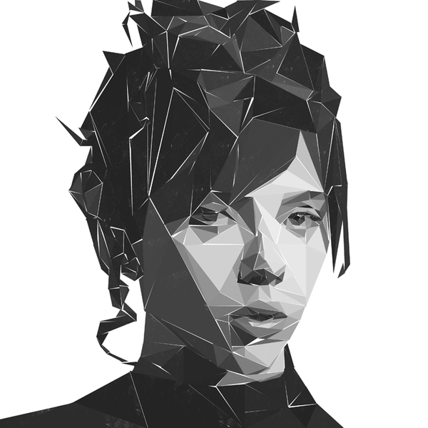Polygon Portraits by Chris Drinkwater