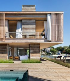 Acton Cove House by Bates Masi Architects