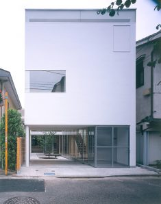 ALICE Junichi | ALX (ARCHITECT LABEL Xain) | Ikedayama House