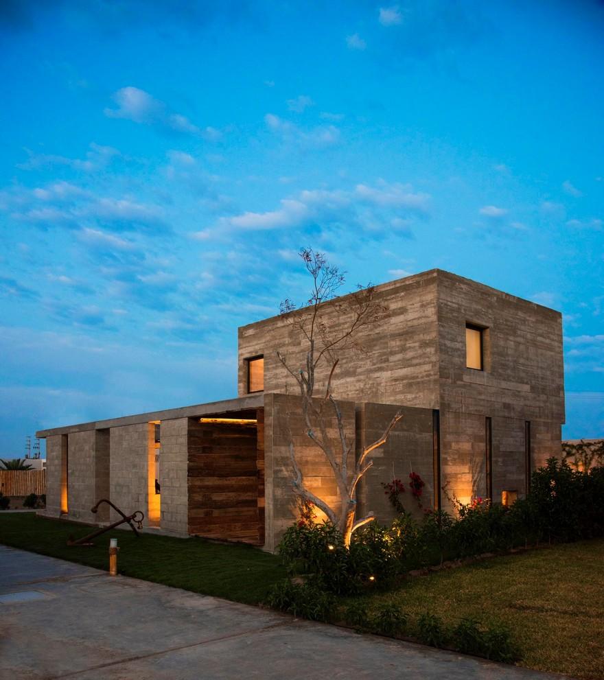 Bogavante House by Riofrio+Rodrigo Arquitectos