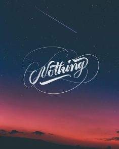Here's nothing! 🙃 by Chris