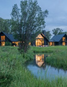 Fishing Cabin by Carney Logan Burke Architects