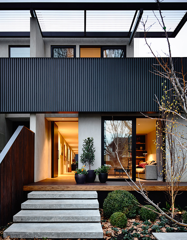 Elwood Townhouse / InForm