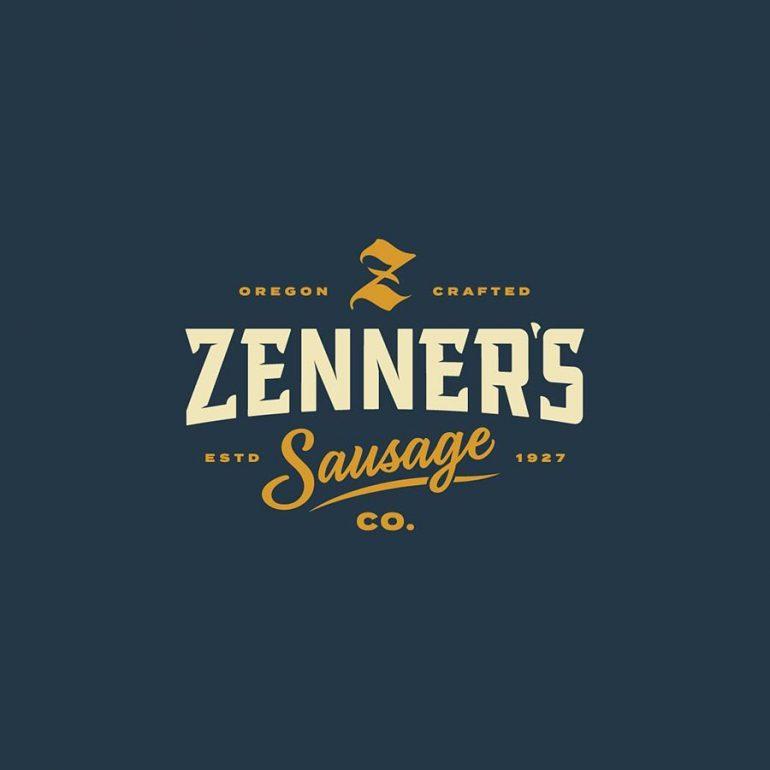 Zenner's Sausage Co. by @murmurcreative