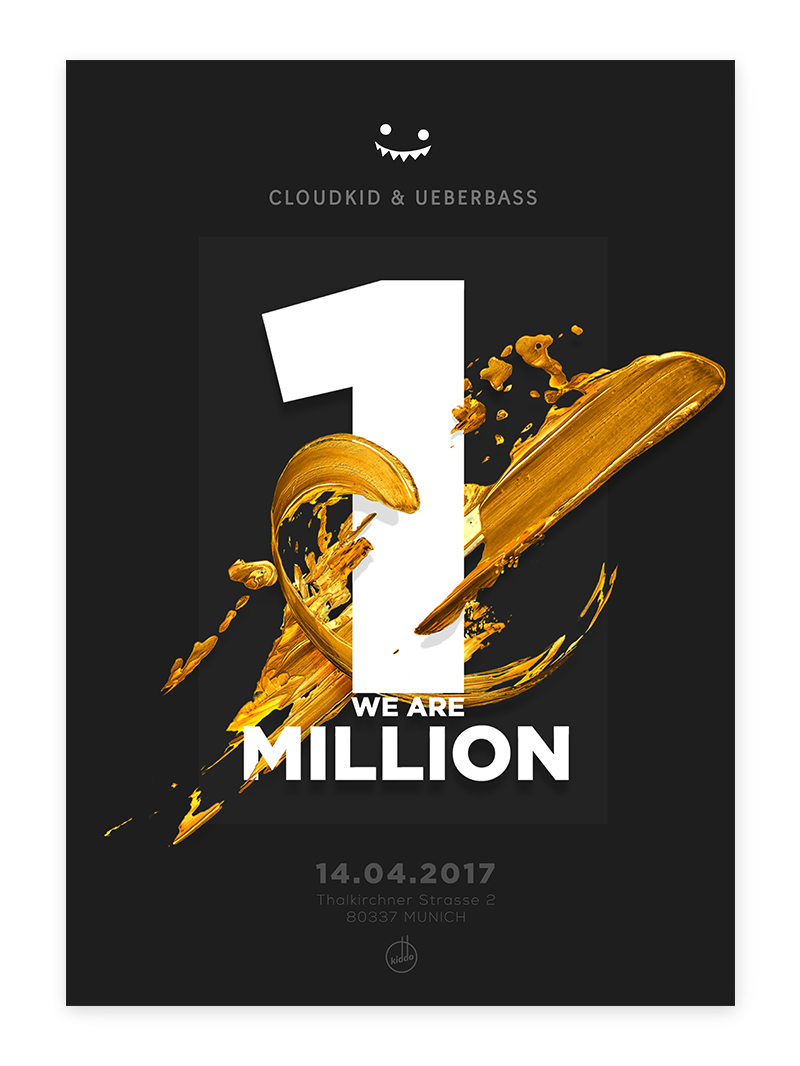 1M Cloudkid Youtube
