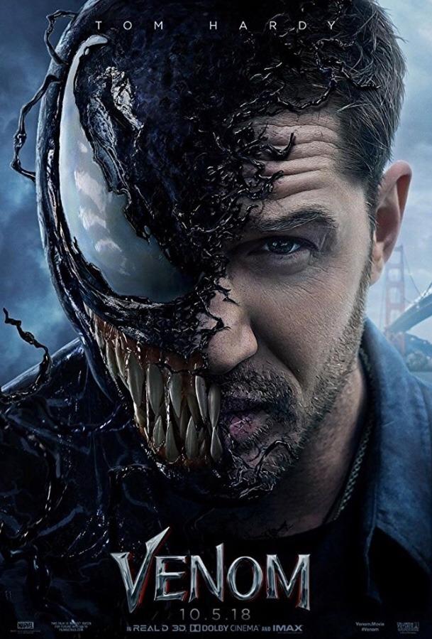 Movie Posters : Venom (2018)