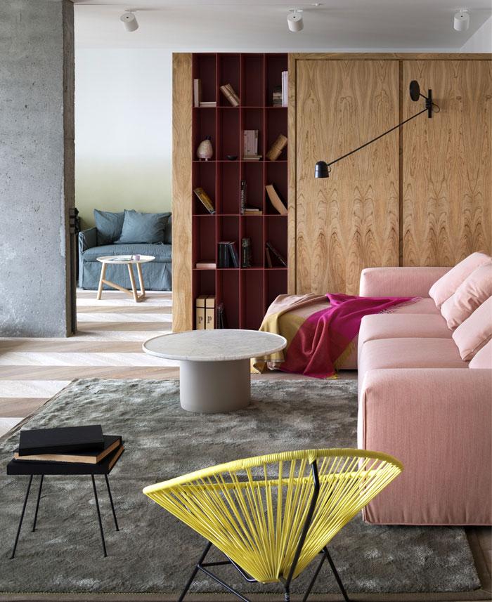 One Bedroom Apartment with Open Floor Plan