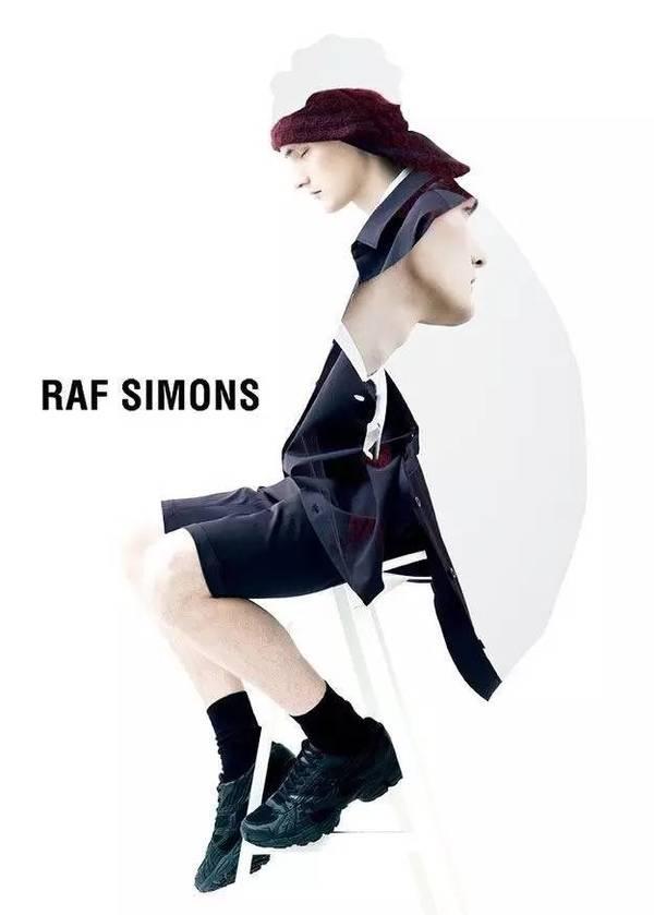 RAF SIMONS – CAMPAIGN – FALL / WINTER – 2012/13