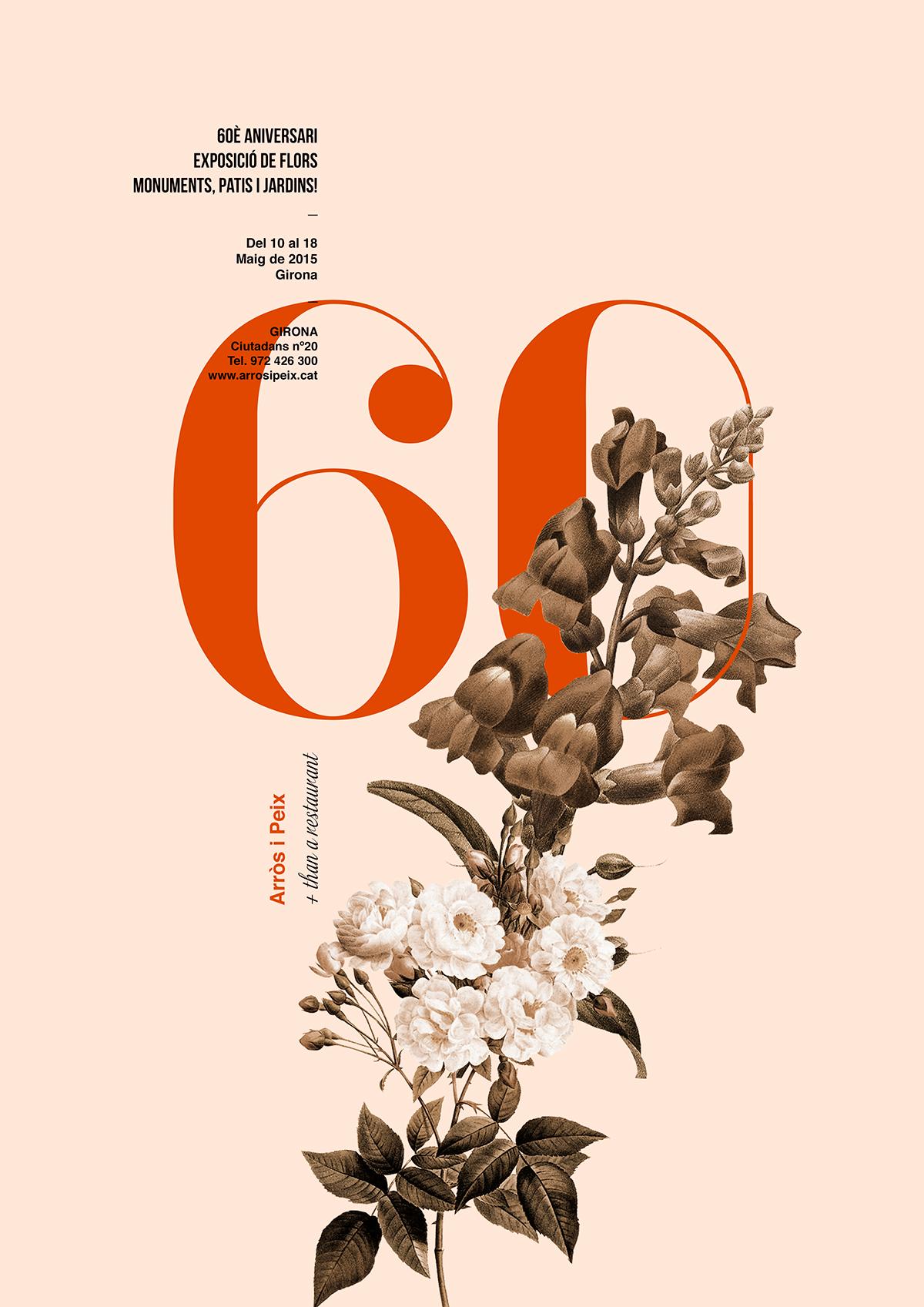 Poster by Xavier Esclusa / Arròs i Peix