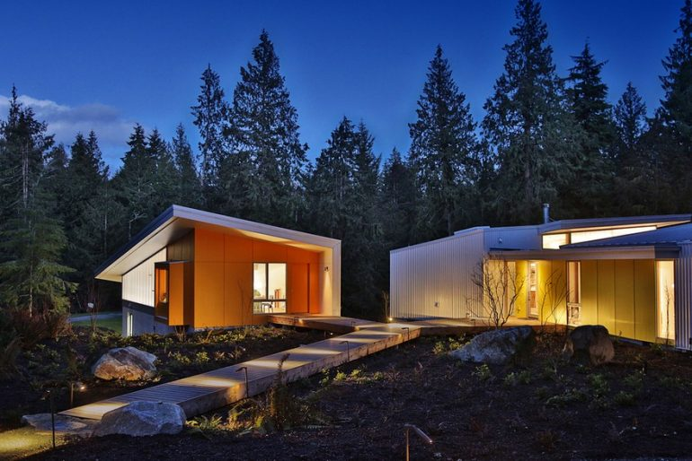 Whidbey Retreat by Prentiss Balance Wickline Architects