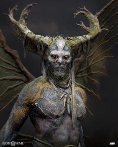 GOW – DarkOne Elite, Glauco Longhi