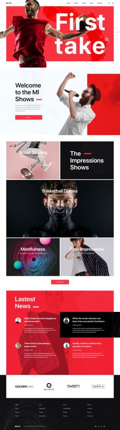 MITV – HomePage