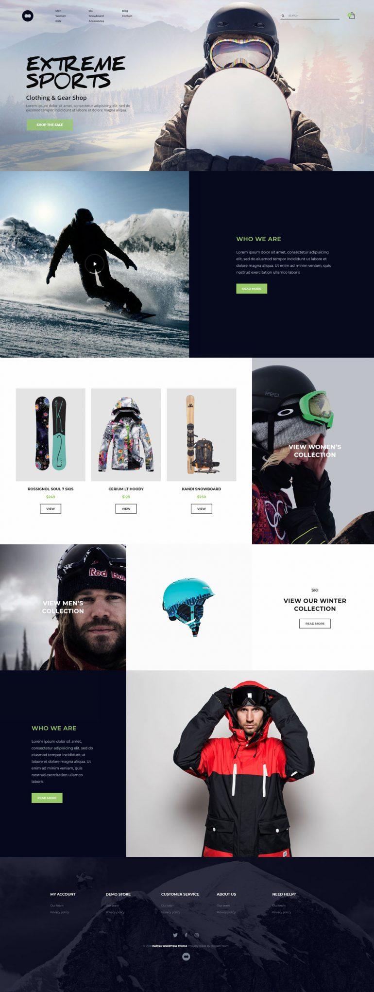 KALLYAS – Creative eCommerce