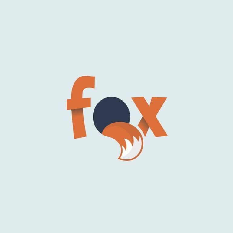 Fox design made by @fresh_southpaw