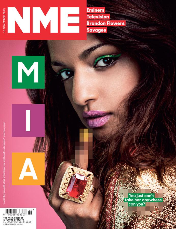 MIA // NME