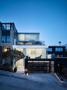 Pacific Heights Residence by Jensen Architects