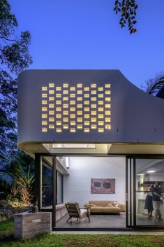 Randwick Pavilion by MASQ Architecture