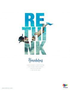 Rethink Honduras Print Campaign