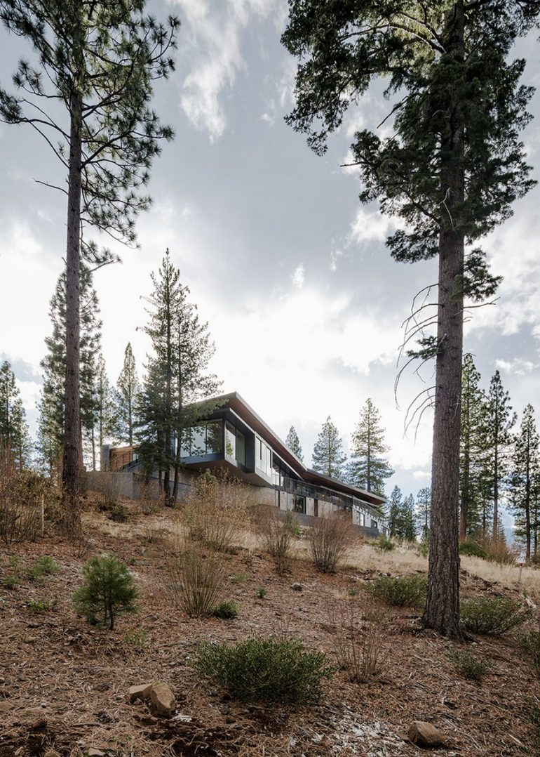 Truckee House by John Maniscalco Architecture