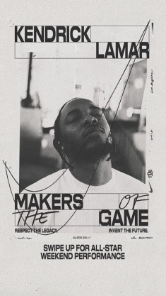 Makers of the Game with Kendrick Lamar
