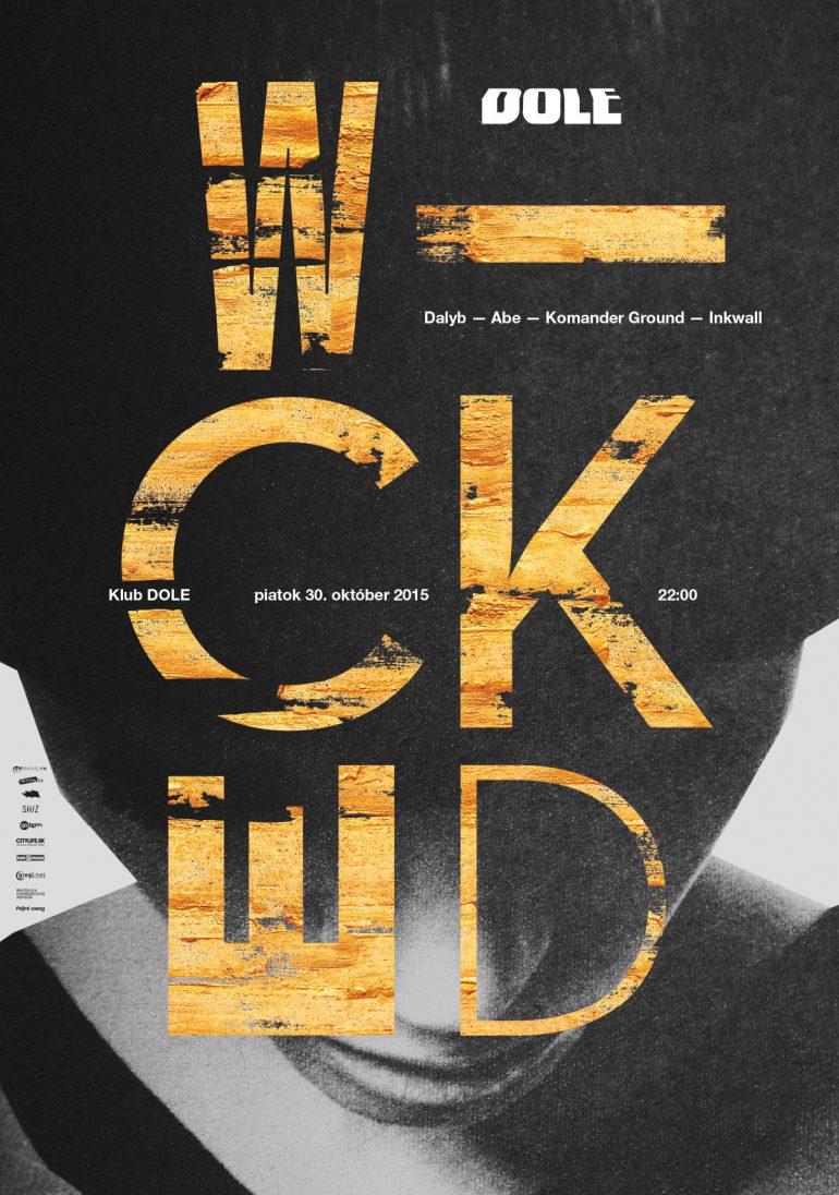 Wicked October by Krzysztof Iwanski