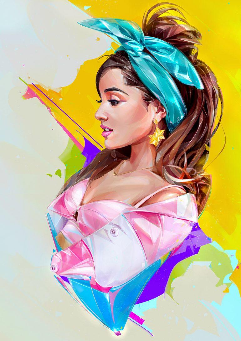 Ariana Grande, SZA, Childish Gambino, Kendrick Lamar