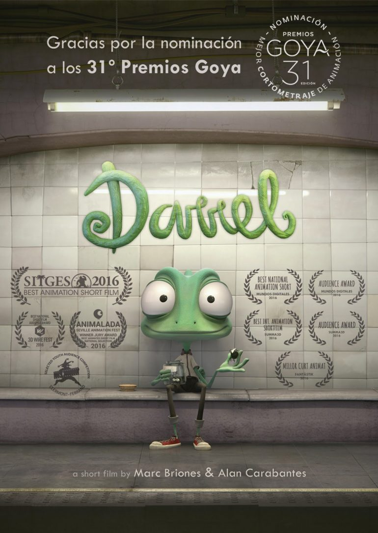 DARREL SHORT FILMS