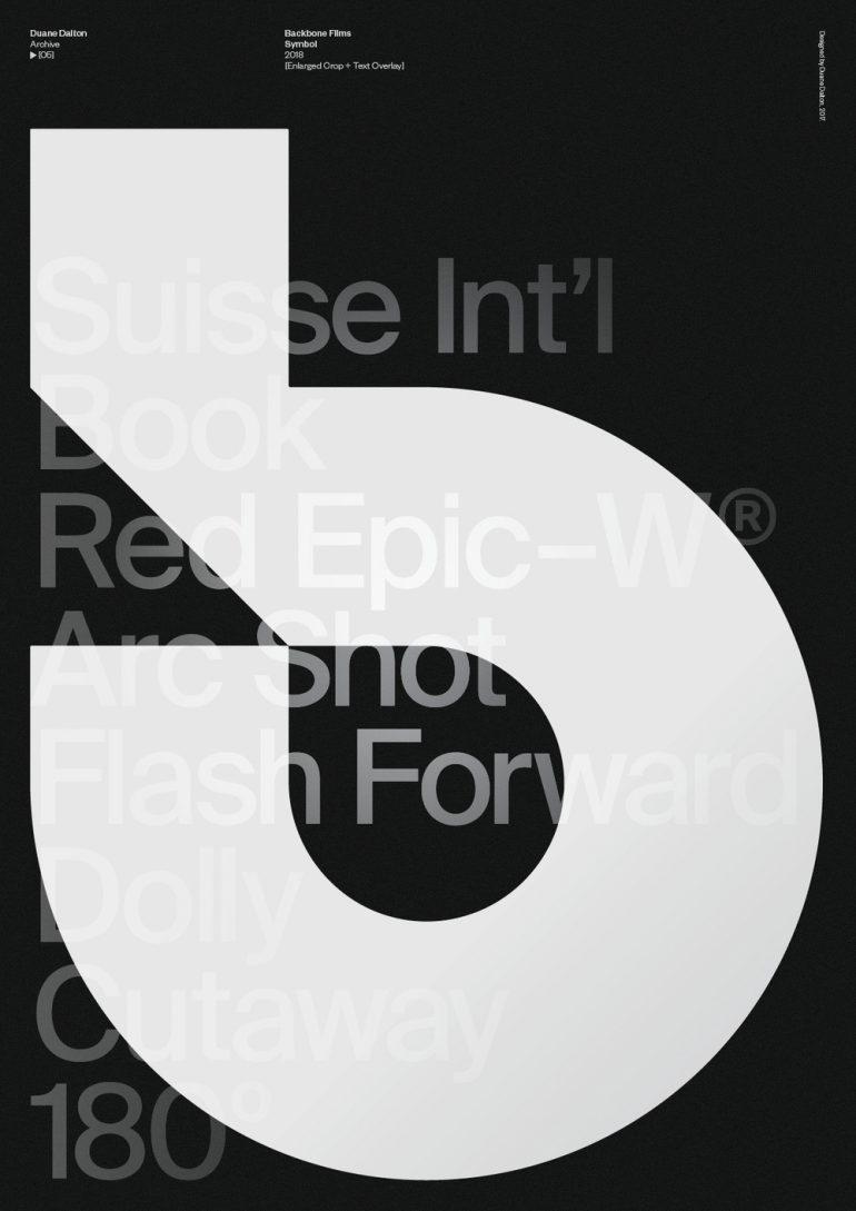 Blackbone Films Poster