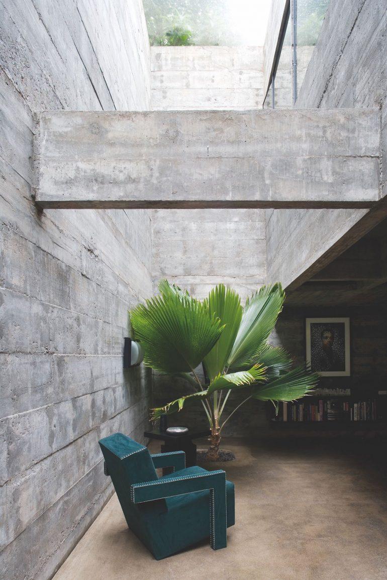 Leme House, São Paulo, USA (1970) by Paulo Mendes da