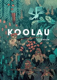 Koolau by Núria Tamarit