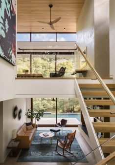 Lakeview Residence / A Parallel Architecture