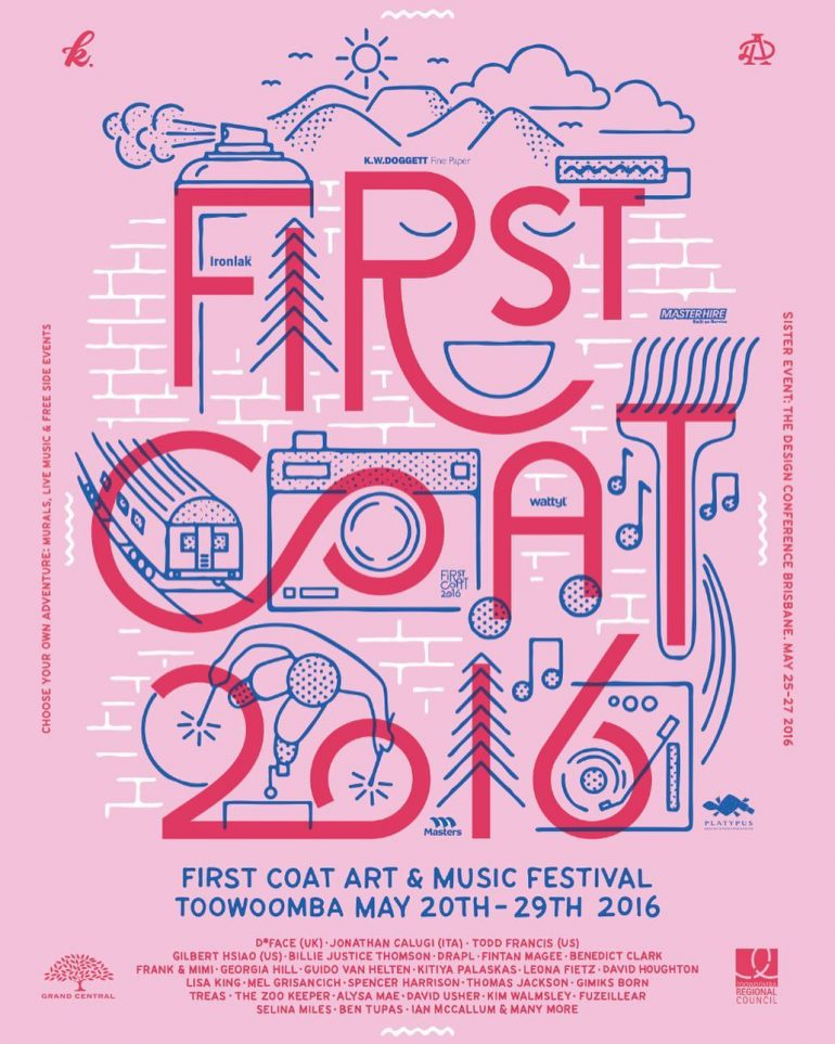 First Coat Festival 2016 by Luke Day