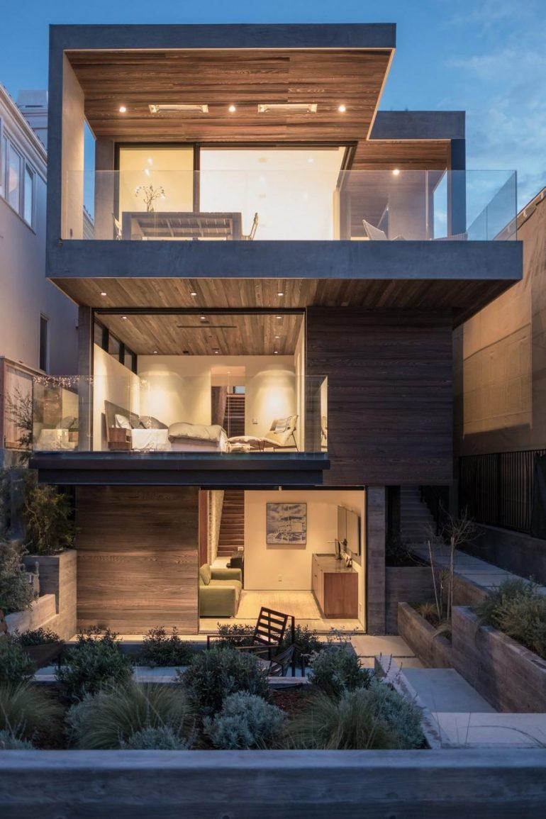 Manhattan Beach Residence by Walker Workshop