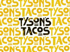 Tyson's Tacos by Steve Wolf
