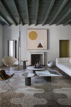 Apartment Salvatori in Milan / Elisa Ossino Studio