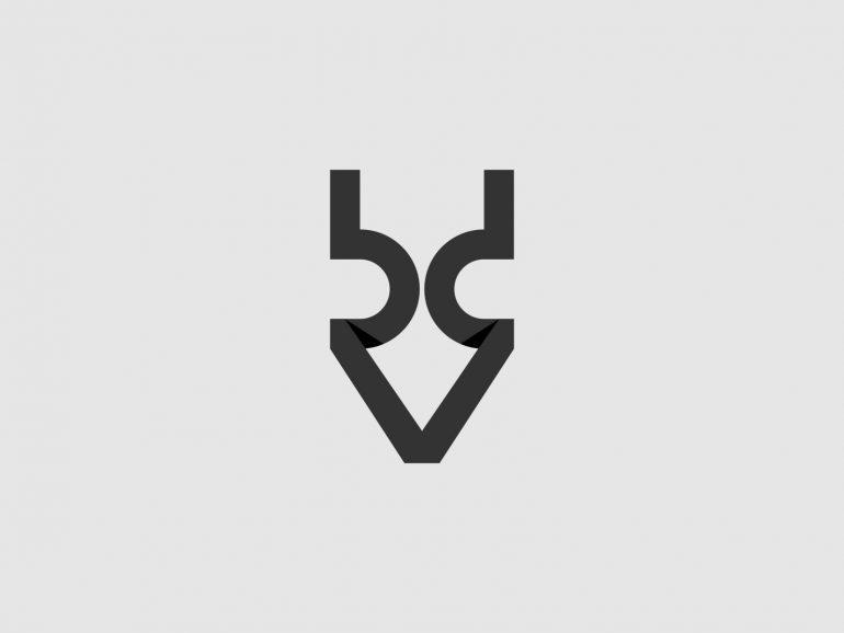 bvd monogram by Mohamed Basil