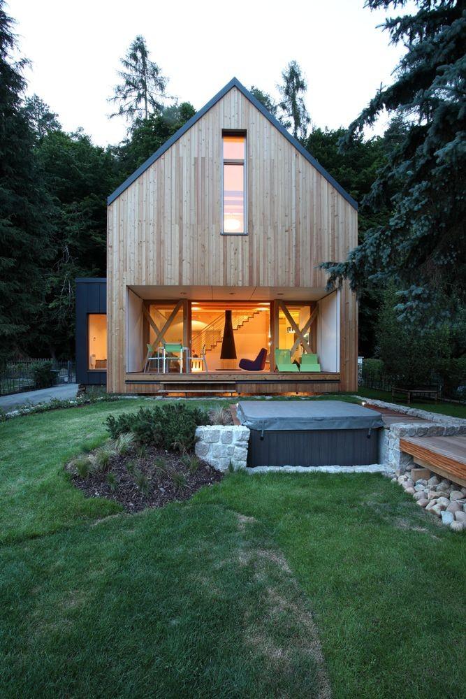 Stribrna Skalice House / Prodesi | Domesi