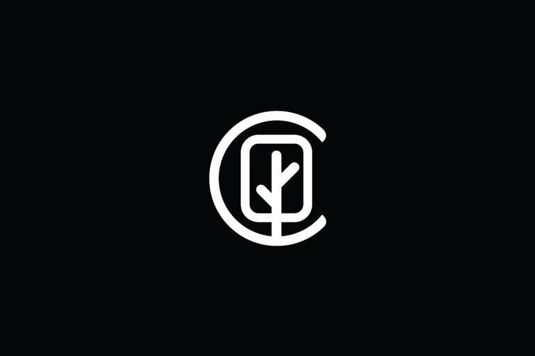 Single Tree Logo Design