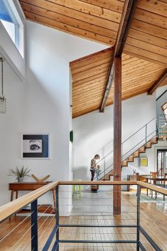 Beacon House: Unique Gut Renovation of Upstate New York Home