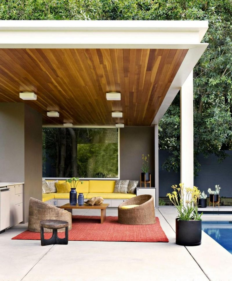 1940s Brentwood Ranch House Upgraded by Jamie Bush & Co