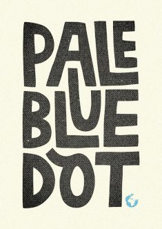 Pale Blue Dot (by Tim Easley)
