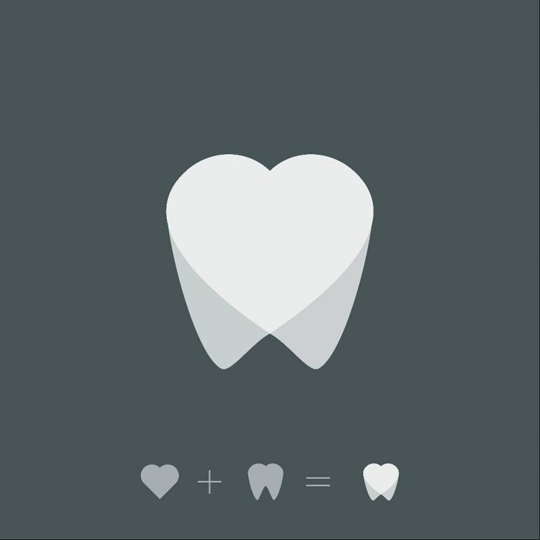 ❤️ + Dental by Fanuel Enrico