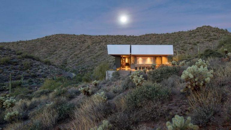 Hidden Vallery Desert House / Wendell Burnette Architects