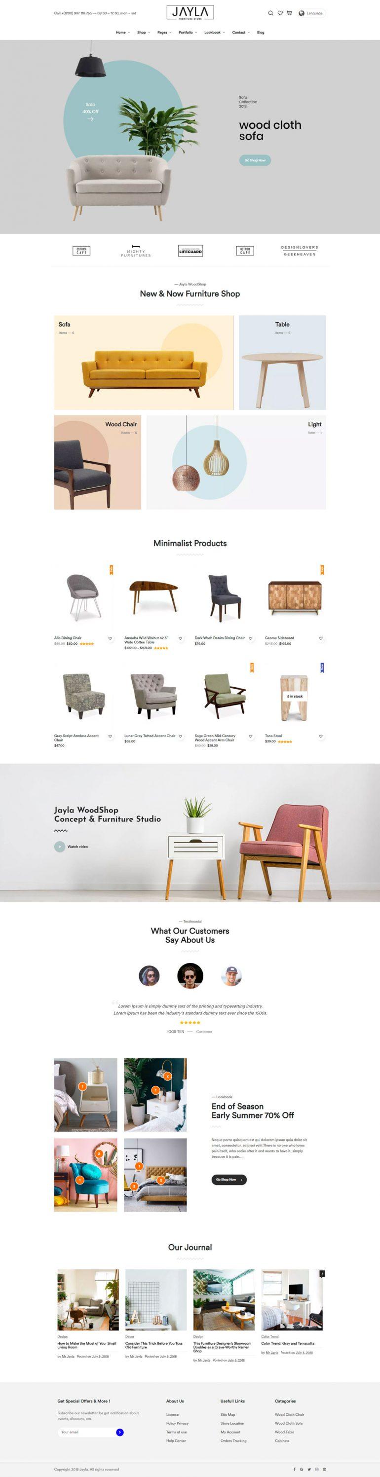 Jayla Furniture