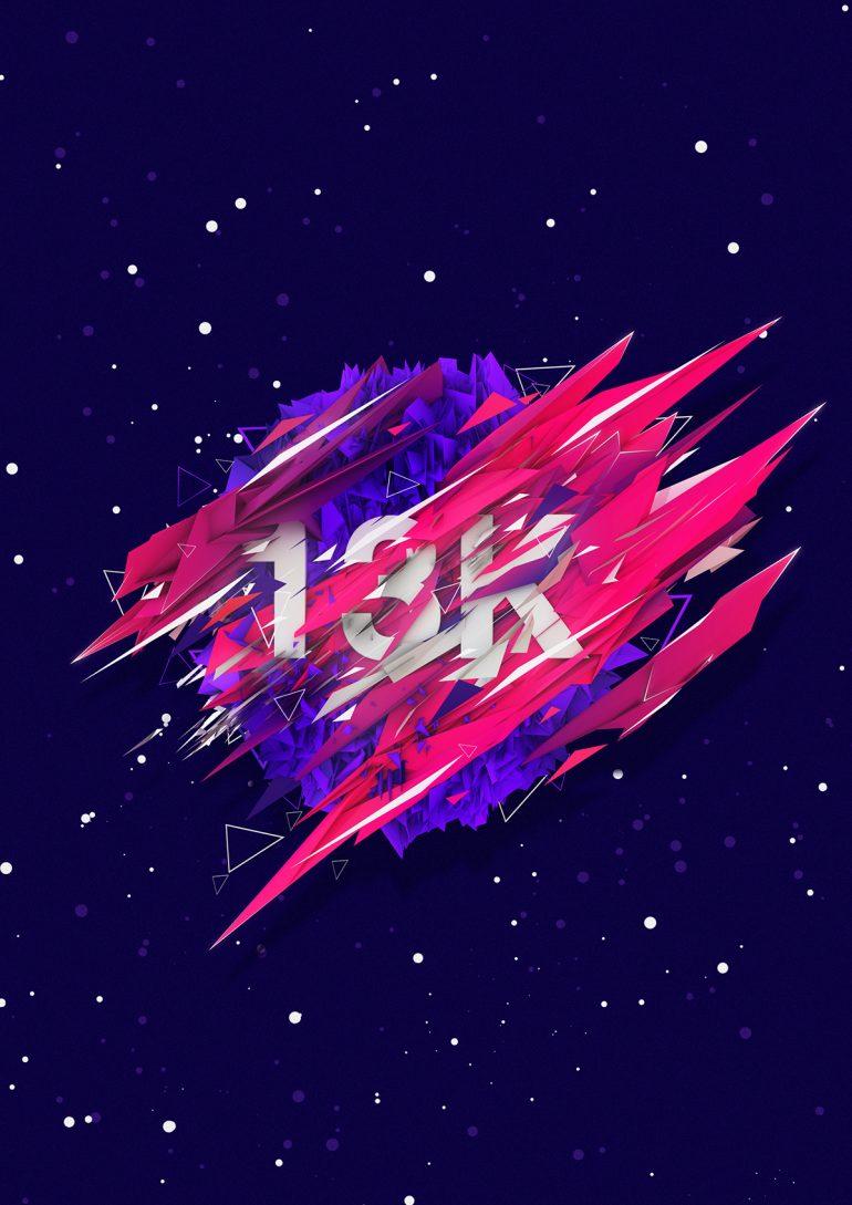 13K Followers